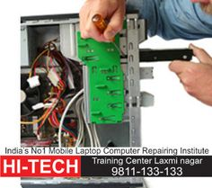 Hitech is Giving short Term Computer Repairing Course in Laxmi Nagar, Delhi Hi Tech Institute is leading IT institute with world level courses, we developed a special teaching way to give the training. Computer Repair, Training Center, Laptop Computers, Giving, Students, Tech, Teaching, Education, Technology
