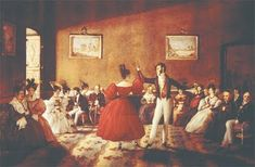 Tertulia-Carlos E. Pellegrin Argentina Culture, Fernando Vii, Cisneros, Dance, History, Painting, Koh Tao, Google, Ballroom Dancing