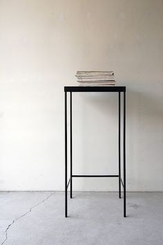 tall occasional table