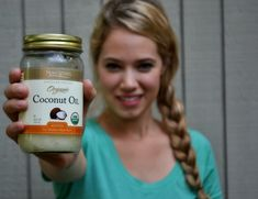 Coconut Oil Uses - 33 Healthy Ways to Use Coconut Oil 9 Reasons to Use Coconut Oil Daily Coconut Oil Will Set You Free — and Improve Your Health!Coconut Oil Fuels Your Metabolism! Coconut Oil Lotion, Homemade Coconut Oil, Natural Coconut Oil, Coconut Oil Hair Mask, Coconut Oil Uses, Benefits Of Coconut Oil, Organic Coconut Oil, Oil Benefits, Foods For Healthy Skin