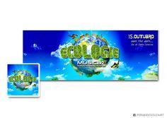 PERFIL + CAPA FACEBOOK Ecologie - Criciúma
