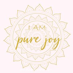 You are pure joy. Feel the joy rising up from your belly, filling your heart and pouring out through your face towards us. Thank you so much!  Love Matters is unique, stylish & comfortable fashion with heart & soul.  Every design is hand crafted and carries it's unique energies & purpose.  The mantras bring you joy, abundance, love and connect you with the divine.  They add their magic to any outfit.  Love Matters - because love matters by Linda Martinez ♡ I Am Unique, Love Matters, Pure Joy, Comfortable Fashion, Abundance, Yoga Meditation, Connect, Purpose, Gold