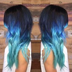 29 Blue Hair Color Ideas for Daring Women