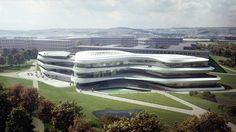 Green Climate Fund Headquarters / LAVA,© MIR