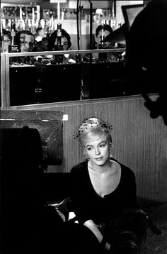 Henri Cartier-Bresson: Marilyn Monroe in Reno while filming The Misfits, 1961.