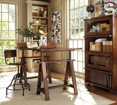 $499.00 at Pottery Barn, but I think I might try replicating this on my own with a trip down to Lowe's.