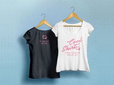 Mockup per t-shirt: modelli gratuiti per presentazioni grafiche