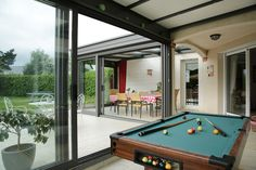 salle de jeux adultes veranda | Jeux de construction | Pinterest ...