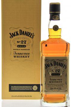 Jack Daniels No. 27 Gold Juz mam :)