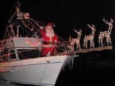 lighted boat parade ideas - Google Search