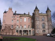 Balnagown Castle, Scotland