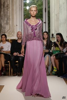 Georges Hobeika 2012/2013--wish I could purchase this for my son's wedding--PERFECT!