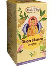 Hari Tea Ginger & Lemon luo 16/br