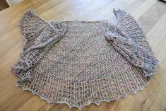 Free Pattern: Perles by Corinne Ouillon