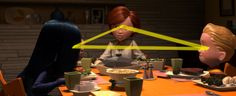 """The Cinematography of """"The Incredibles"""" Part 2"""