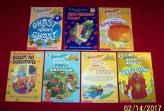 7 Berenstain Bears Big Chapter Books Bear Scouts RL 2 Ages 6-9 #Scholastic