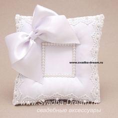 Подушечки для колец на свадьбу ручной работы, эксклюзивные свадебные подушки в Загс
