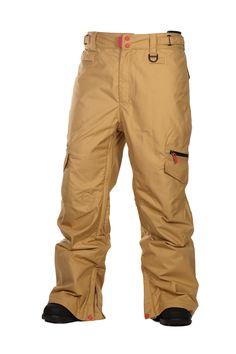WestbeachFranz Pant Sahara   Mens Snowboarding Pants
