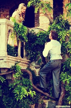 Letters to Juliet. // This movie. This script. This couple. This love story. WHEN IS IT MY TURN?!?!?!?! :P
