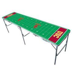 USC Trojans 2'' x 8'' Tailgate Table
