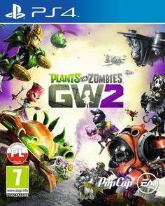 Plants vs Zombies: Garden Warfare 2 (PlayStation 4) - PopCap Games