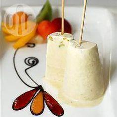 Indische Eiscreme (Kulfi) ist ein leckeres indisches Dessert @ de.allrecipes.com