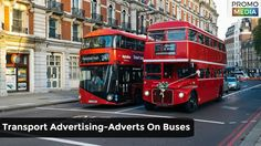 Transport Advertising - Adverts on Buses
