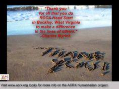 RCCA Head Start Receive Tribute & Help by Charles Myrick of ACRX.wmv