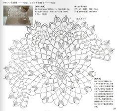 Patterns and motifs: Crocheted motif no. 950