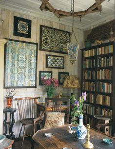 Umberto Pasti's house in Tangiers. CAROLINA IRVING | Mark D. Sikes: Chic People, Glamorous Places, Stylish Things