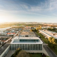 Magnificent Architecture: GS1 Portugal by PROMONTORIO | #limitededition #specialedition #luxurylifestyle #architecture #lisbon #promontorio #travel #Portugal