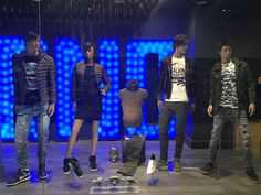 Kaki & Black pour la mi-saison !  Avec Calvin Klein, JOTT (Just Over The Top), G-Star RAW, Antony Morato, Nike, etc... Rendez-vous chez Parano !
