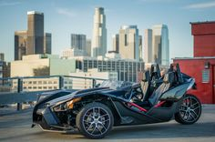 Ride Review: The 2015 Polaris Slingshot Is Dennis Rodman In Vehicle Form