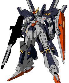 MSE-006 Titan Gundam by axisaxis.deviantart.com on @DeviantArt