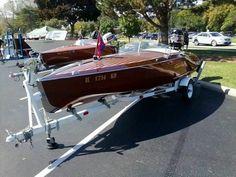 2014 Lake Geneva antique boat show