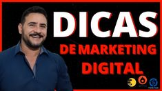 DICAS DE MARKETING DIGITAL PARA INICIANTES. Marketing Digital, Youtube, Movies, Movie Posters, Fictional Characters, Entrepreneur, Tips, Films, Film Poster