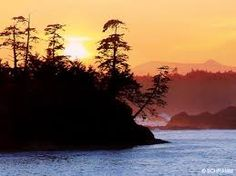 vancouver island beach sunset - Google Search