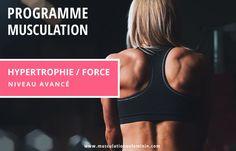 Comme promis un programme d'entraînement que vous pouvez faire entièrement à la maison. Il est découpé en 4 séances, 2 séances pour le bas du corps et 2 séances pour le haut du corps. Répartition…