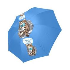Rexie Living Life to the Fullest Foldable Umbrella