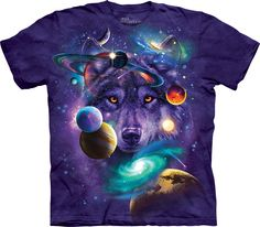 PRIKID - Wolf of the Cosmos T-Shirt, €37.00 (https://prikid.eu/wolf-of-the-cosmos-t-shirt/)