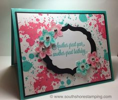 South Shore Stamping: Color Challenge - CCMC284