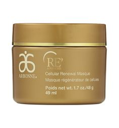 RE9 Advanced Cellular Renewal Masque ~ Amazing product!   Enhanced formula with gentle cellular exfoliation visibly improves skin tone and texture, minimizes the appearance of pores, and provides skin with an immediate, radiant glow.$65.00 Shop and Save at www.livegreat.myarbonne.com