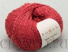 Пряжа Rowan BABY MERINO SILK DK - Rowan <- Пряжа для ручного вязания - Каталог | Пряжа для города