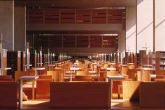 bibliothèque nationale de france - paris - dominique perrault - 1998-95