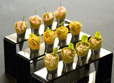 1000 images about cold finger food on pinterest finger for Cold canape ideas