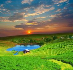 I haven't been everywhere. But it's on my list :) ....Vietnam!
