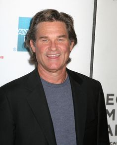 Kurt Russell.   Anyone who knows me, knows my unnatural love for this man...