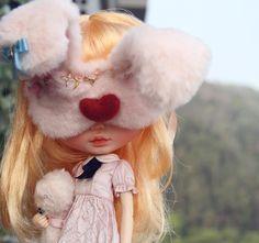 #icerune #blythe #customblythe #doll #k07 #k07doll