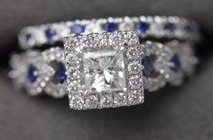 14k Vera Wang Love Collection Diamond