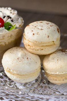 Baileys Irish Cream Macarons